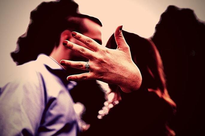 Um pedido de casamento é o sonho de todas as mulhers
