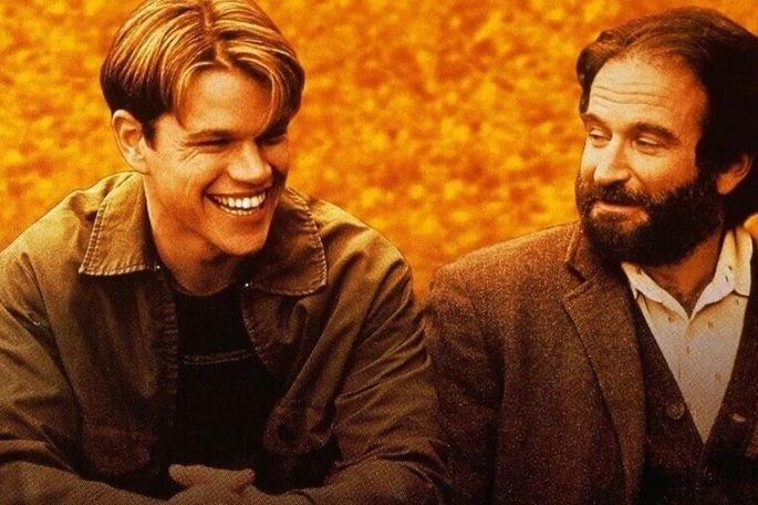Um gênio indomável é um filme dirigido por Gus Van Sant. Como atores principais tem Robin Williams, Matt Damon e Ben Affleck