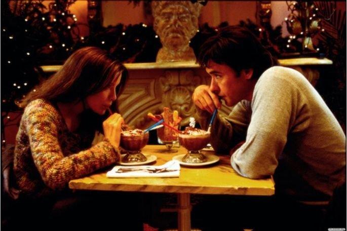 Escrito nas estrelas é uma comédia romântica de 2001, dirigida por Peter Chelsom