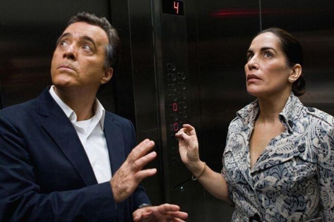 Roberto Frota escreveu e Daniel Filho dirigiu este filme de 2006, estrelado por Glória Pires e Tony Ramos