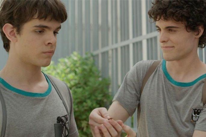 Com direção de Daniel Ribeiro, Hoje eu quero voltar sozinho estreou em 2014
