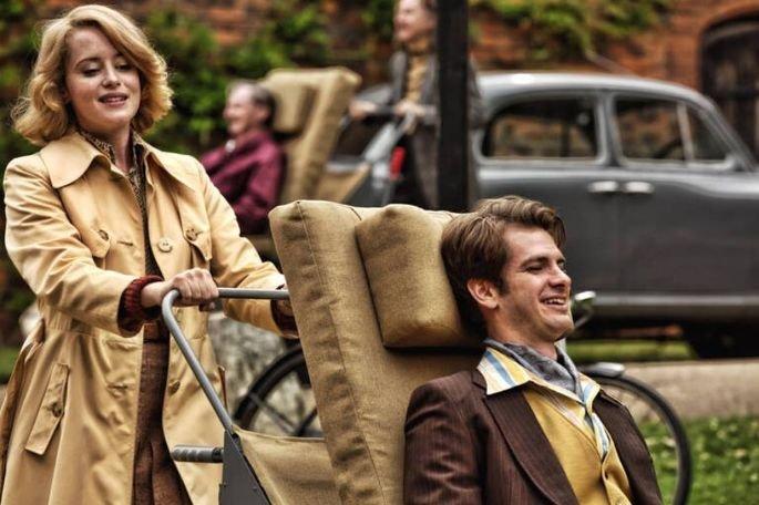 O britânico Andy Serkis é o diretor de Uma razão para viver, filme de 2017