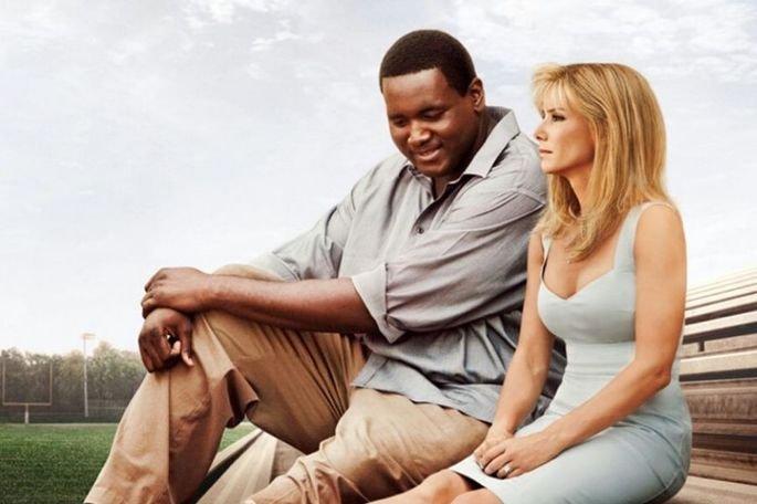 Um Sonho Possível é um filme baseado no livro The Blind Side: Evolution of a Game de Michael Lewis, dirigido por John Lee Hancock e estrelado por Sandra Bullock