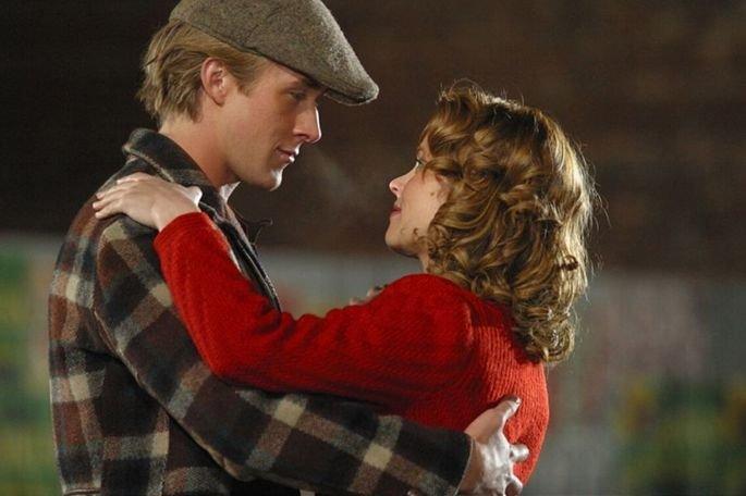 O Diário de uma paixão é dirigido por Nick Cassavetes e baseado no livro de Nicholas Sparks. O filme é estrelado por Ryan Gosling e Rachel McAdams.