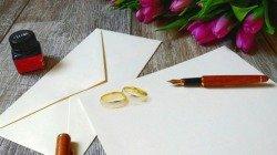 Frases cativantes e divertidas para Convite de Casamento