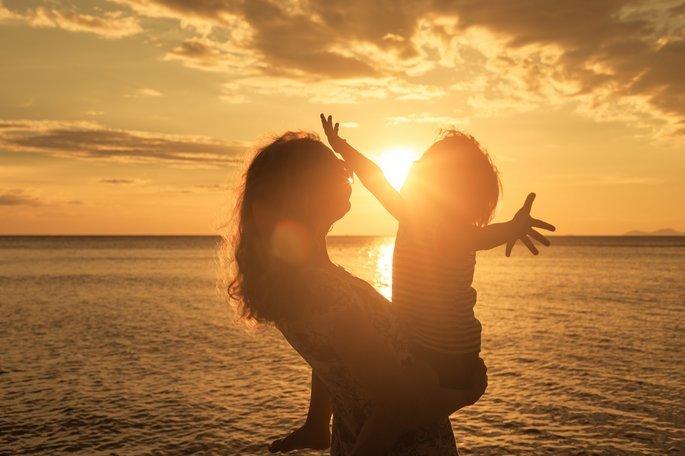 A importância da mãe na nossa vida