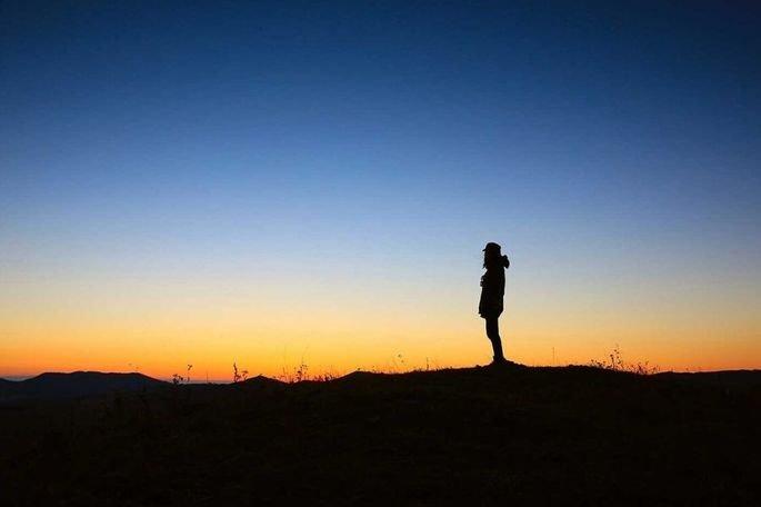 solidão abre