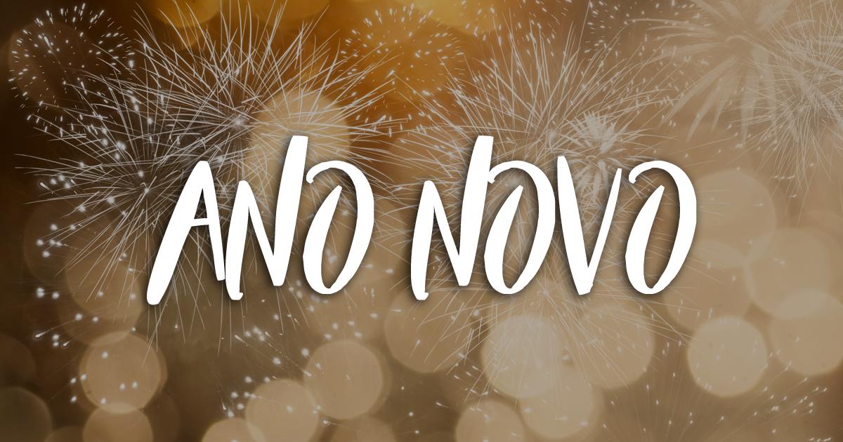 Mensagens De Ano Novo De Amor Mundo Das Mensagens