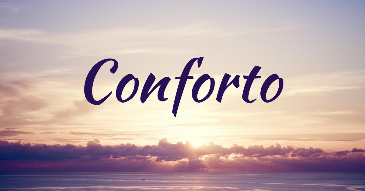 Palavras De Consolo Confortando Os Corações