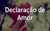 Declaração de Amor