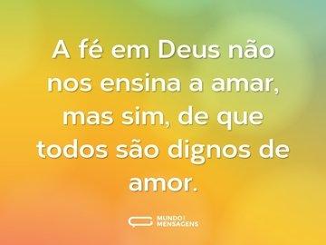 Frases De Amor A Deus Mundo Das Mensagens