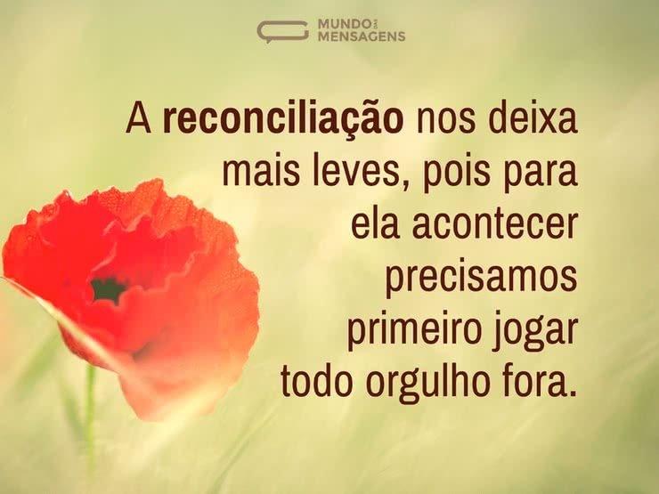 Bom Dia Meu Amor Para Fazer O Dia Da Pessoa Amada Mais Feliz: A Reconciliação Faz Bem Ao Coração