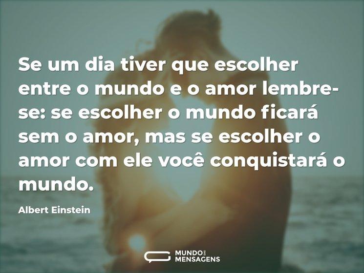 Frases De Reflexão De Amor Mundo Das Mensagens