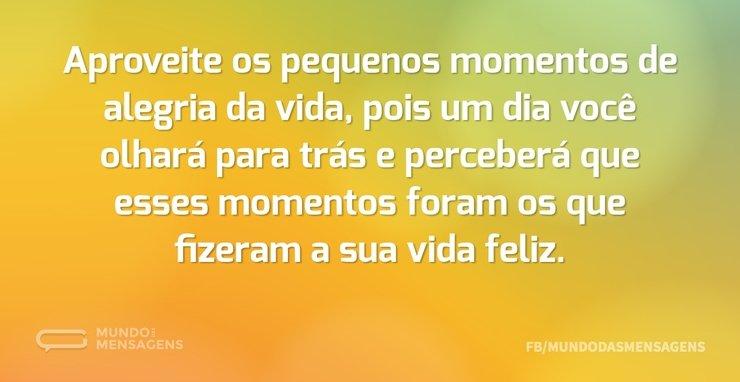 Frases De Alegria Para Facebook: Aproveite Os Pequenos Momentos De Alegri