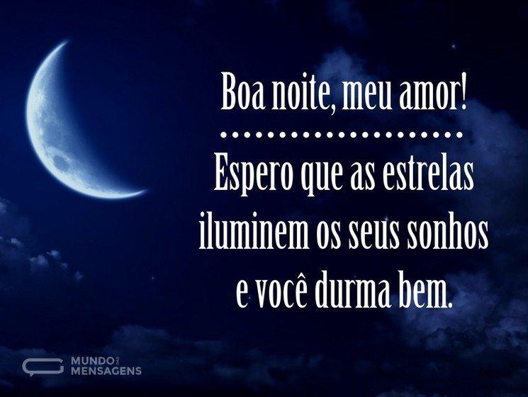 Boa Noite Amor: Mensagens E Imagens De Boa Noite