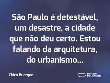 Chico Buarque Rinaldo De Fernandes