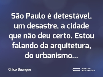 Dueto De Chico Buarque Frases