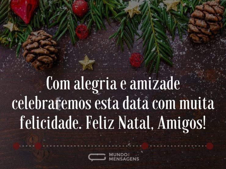 Mensagens De Otimismo Para Amigo: Alegria E Amizade No Natal