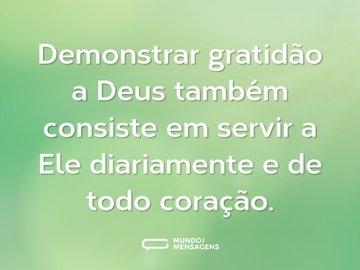 Agradecimento A Deus Frases De Gratidão Página 2 Mundo Das
