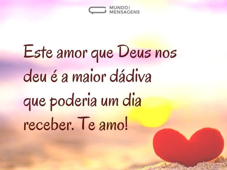 Dádivas De Deus E Do Amor Mundo Das Mensagens