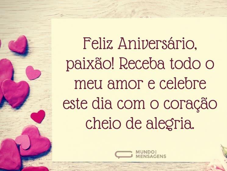 Feliz Aniversário Amiga Envio Um Beijo E O Desejo De Que: Mensagens De Feliz Aniversário Para Namorado