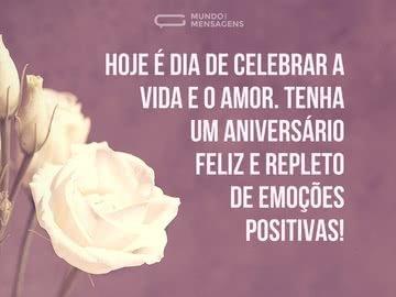 Celebrar a Vida e o Amor no Aniversário