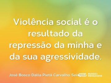 Frases De Violência Mundo Das Mensagens