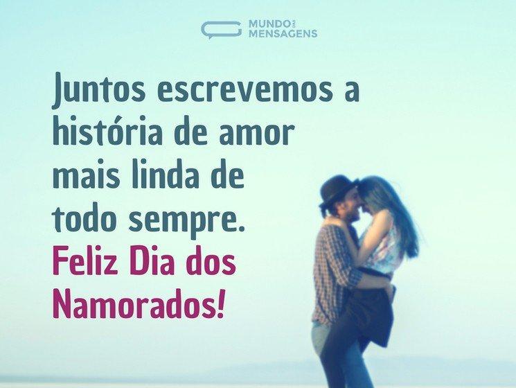 A história de amor mais linda de sempre