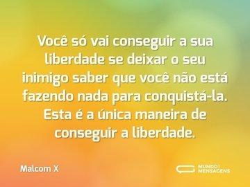 Frases De Liberdade Mundo Das Mensagens