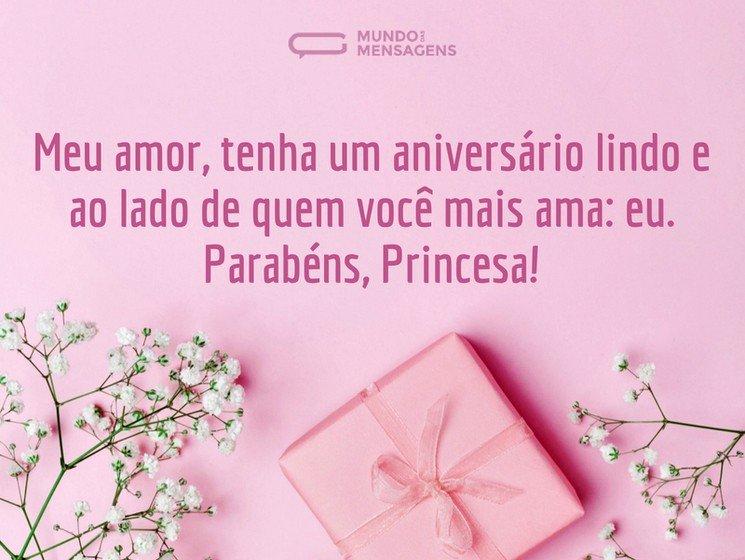 Aniversario Para Namorada Mensagens De Feliz Aniversário Mundo