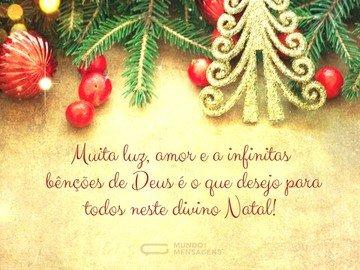 Um divino Natal