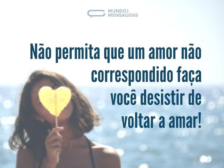 Mensagens De Amor Não Correspondido: Mensagens Amor Não Correspondido