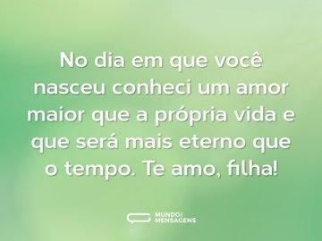 Tag Frases Bonitas De Amor A Filha