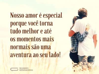 Um amor especial