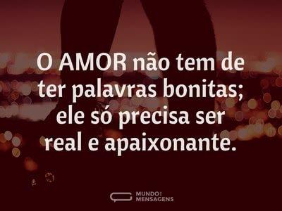 O Amor Real