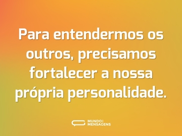 Frases Inteligentes Personalidade