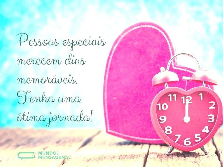 Mensagem De Bom Dia Especial: Uma Jornada Memorável Para Alguém Especial