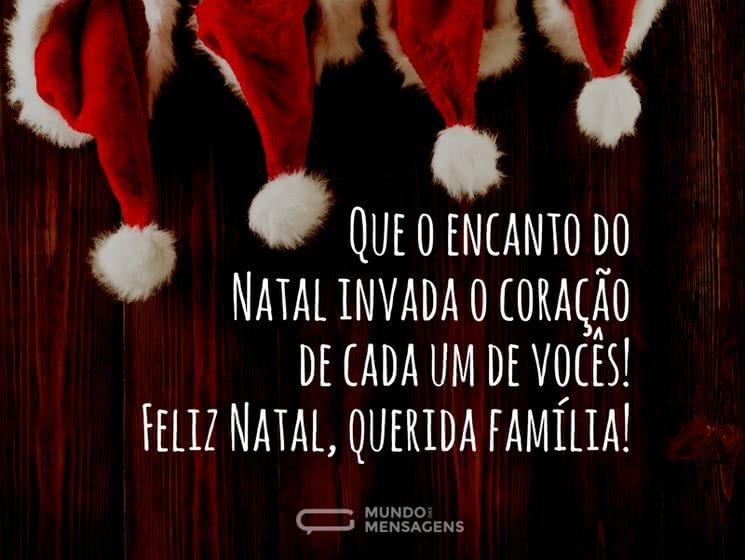 Mensagem De Natal Para Família: Mensagens De Natal Para Família