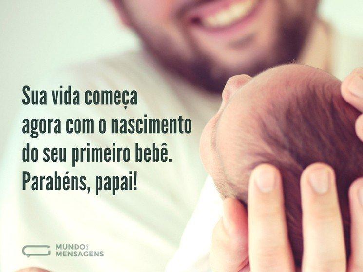 Mensagens Para Pai De Primeira Viagem Mundo Das Mensagens