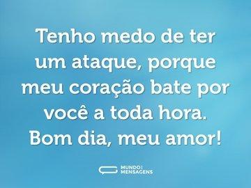 Bom Dia Amor Frases De Bom Dia Românticas Mundo Das Mensagens