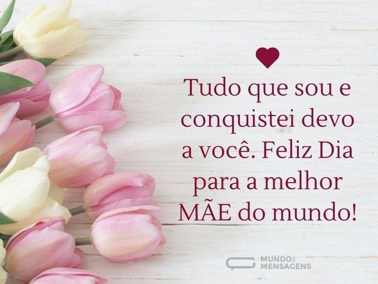 Mensagens para o Dia das Mães - Mundo das Mensagens