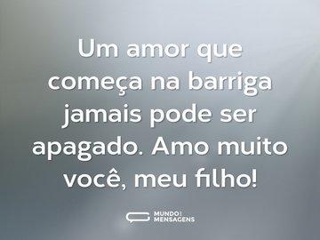 Frasesamor Imagens Com Frases De Amor De Mae Para Filho