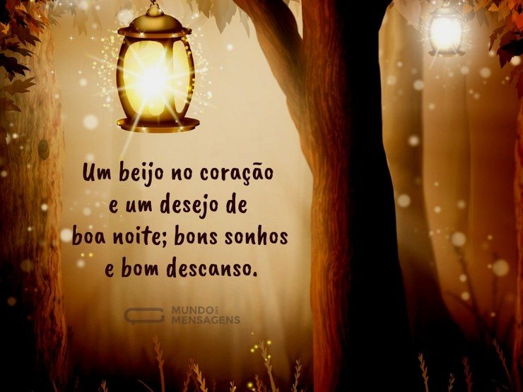 Boa Noite, Bons Sonhos