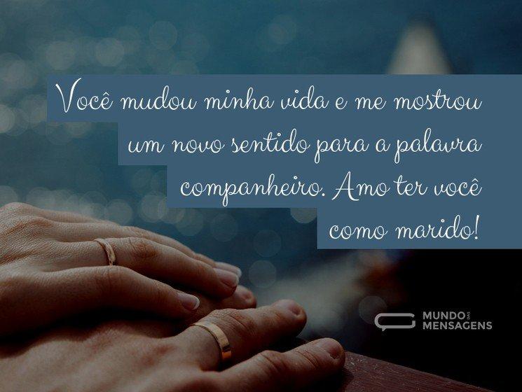 Declaração De Amor Para Marido Mundo Das Mensagens