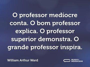 Frases Para Professores Mundo Das Mensagens