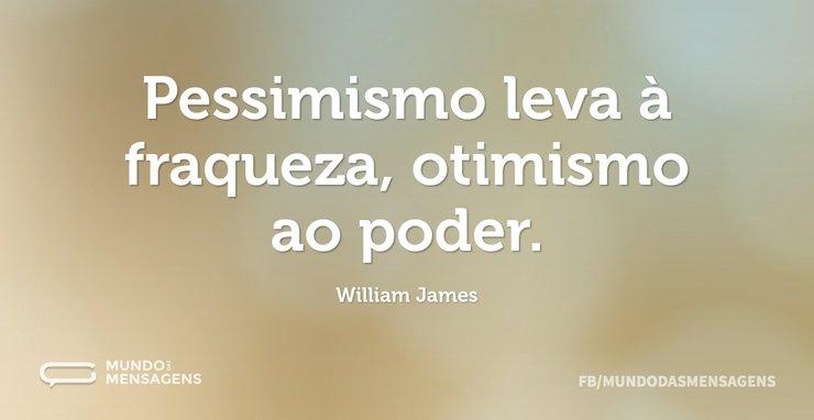 50 Frases Otimismo E Pessimismo: Pessimismo Leva à Fraqueza, Otimismo Ao