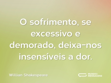 Frases De William Shakespeare Mundo Das Mensagens